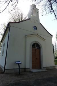 Kaplička na Uhelné, zdroj: MěÚ Hrádek nad Nisou