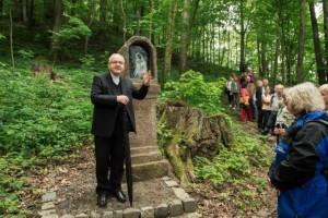Slavnostní otevření Křížové cesty, zdroj: MěÚ Frýdlant
